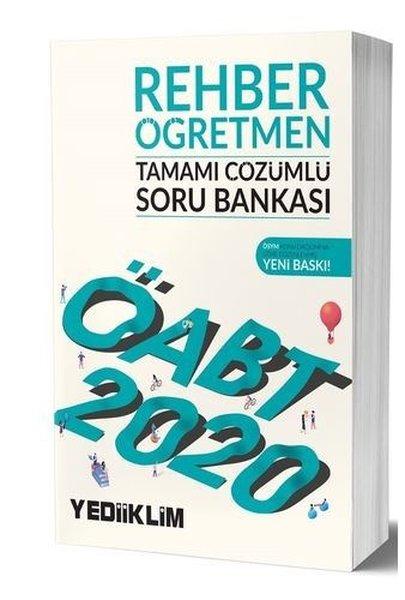 Yediiklim Yayınları 2020 KPSS ÖABT Rehber Öğretmen Tamamı Çözümlü Soru Bankası.pdf