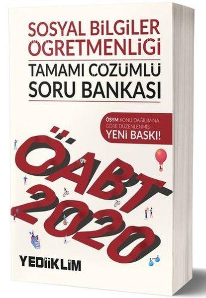 Yediiklim Yayınları 2020 KPSS ÖABT Sosyal Bilgiler Öğretmenliği Tamamı Çözümlü Soru Bankası.pdf