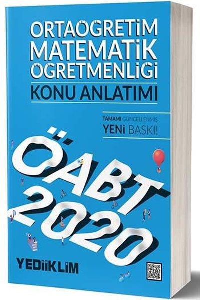 Yediiklim Yayınları 2020 KPSS ÖABT Ortaöğretim Matematik Öğretmenliği Konu Anlatımı.pdf