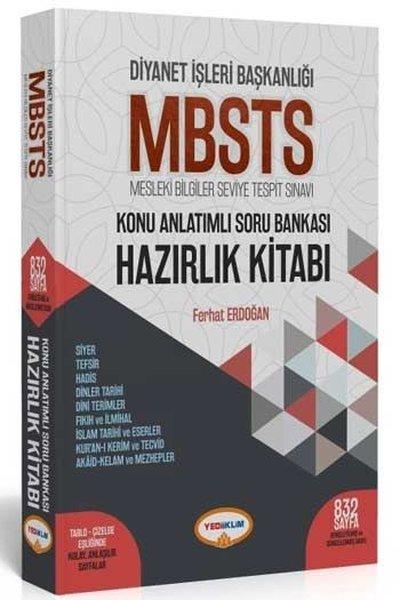 Yediiklim Yayınları Diyanet İşleri Başkanlığı Mbsts (Mesleki Bilgiler Seviye Tespit Sınavı ) Konu An.pdf