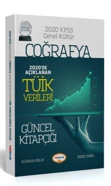 Yediiklim Yayınları KPSS Genel Kültür Coğrafya 2020 De Açıklanan Tüik Verileri Güncel Kitapçığı.pdf