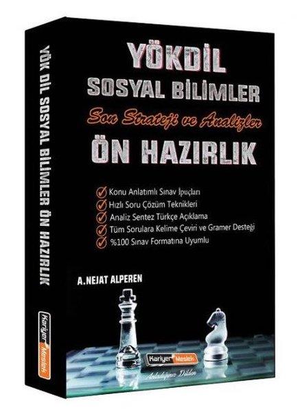 Kariyer Meslek YÖKDİL Sosyal Bilimler Son Strateji ve Analizler Ön Hazırlık.pdf