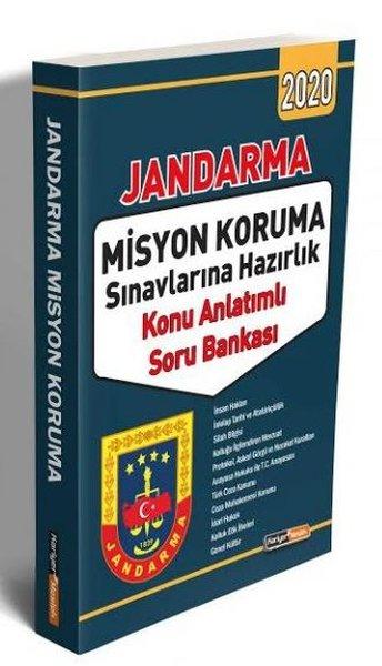 Kariyer Meslek Jandarma Misyon Koruma Sınavlarına Hazırlık Konu Anlatımlı Soru Bankası.pdf