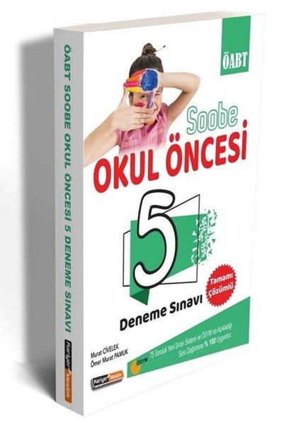 Kariyer Meslek KPSS ÖABT Okul Öncesi Tamamı Çözümlü 5 Deneme Sınavı.pdf