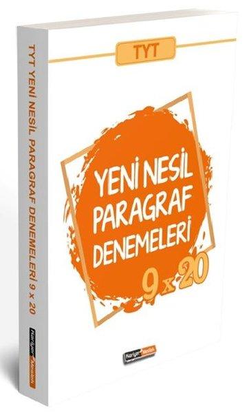 Kariyer Meslek TYT 9x20 Yeni Nesil Paragraf Denemeleri.pdf