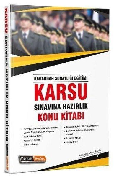 Kariyer Meslek KARSU Karargah Subaylığı Eğitim Sınavı Konu Kitabı.pdf