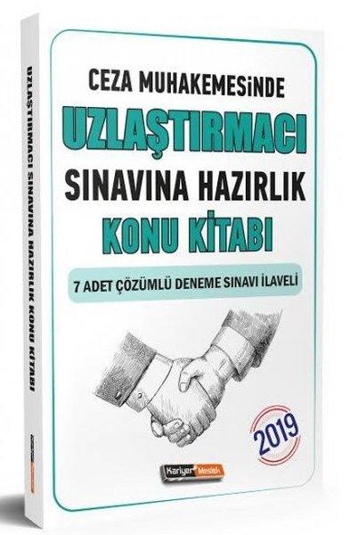 Kariyer Meslek Uzlaştırmacı Sınavına Hazırlık Konu Kitabı.pdf