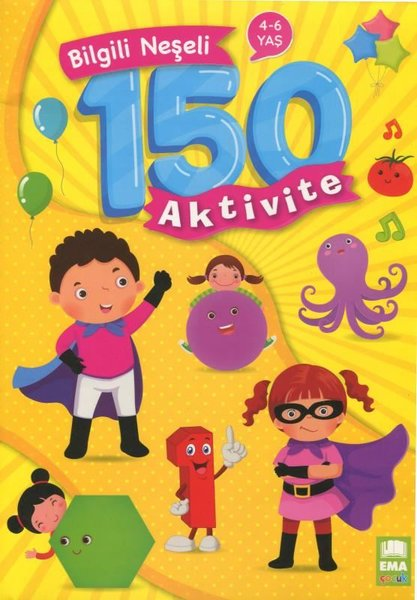 Bilgili Neşeli 150 Aktivite 4 - 6 Yaş.pdf