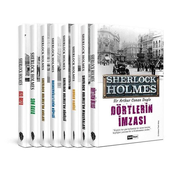 Sherlock Holmes Seti - 8 Kitap Takım.pdf