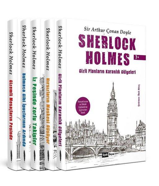 Çocuklar İçin Sherlock Holmes Seti - 5 Kitap Takım.pdf