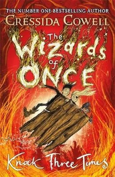 The Wizards of Once: Knock Three Times: Book 3.pdf