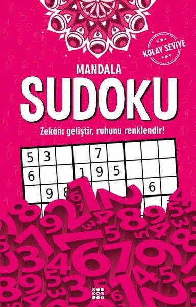 Mandala - Sudoku - Kolay Seviye.pdf