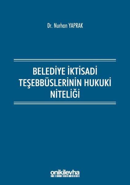 Belediye İktisadi Teşebbüslerinin Hukuki Niteliği.pdf