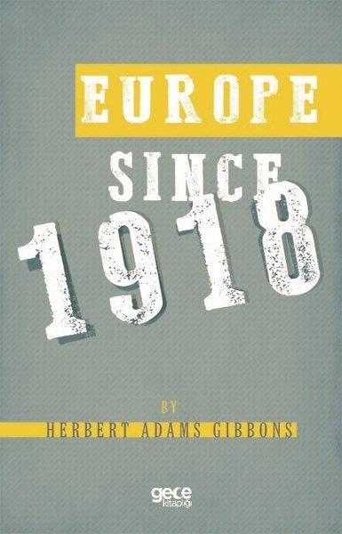 Europe Since 1918.pdf