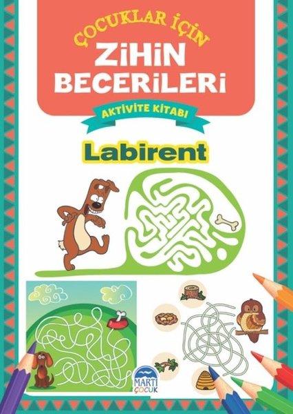 Labirent - Çocuklar için Zihin Becerileri Aktivite Kitabı.pdf