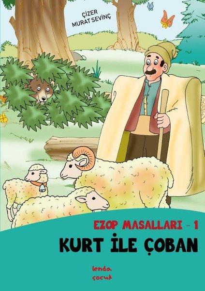 Kurt ile Çoban - Ezop Masalları 1.pdf