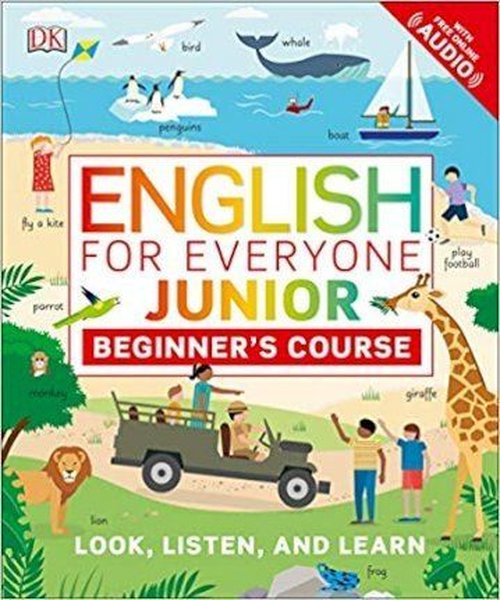 English for Everyone Junior: Beginners Course.pdf