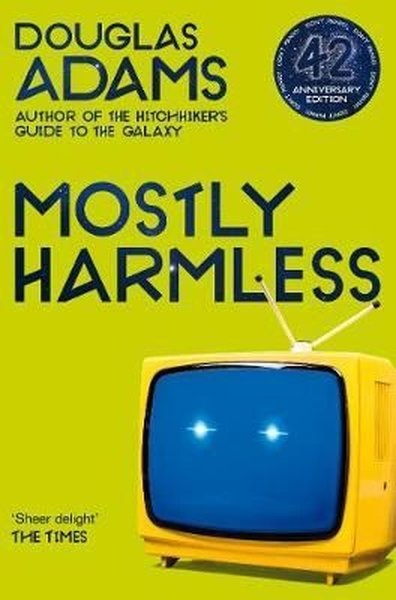 Mostly Harmless (The Hitchhikers Guide to the Galaxy).pdf