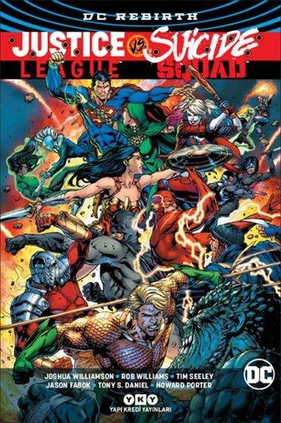 DC Rebirth Justice League Vs. Suicıde Squad.pdf