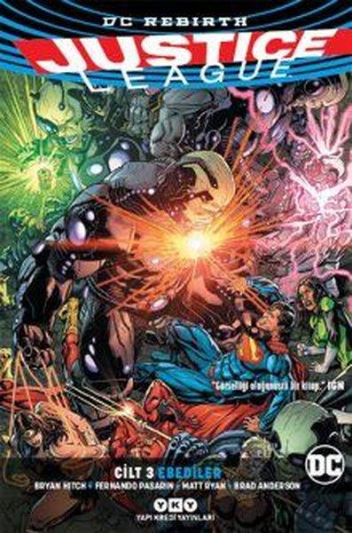 Justice League Cilt 3 - Ebediler.pdf