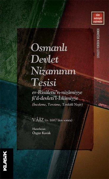 Osmanlı Devlet Nizamının Tesisi.pdf
