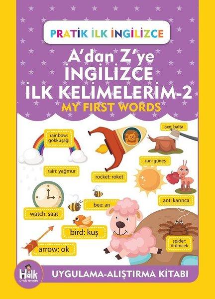 Adan Zye İngilizce İlk Kelimelerim 2 - My First Words - Pratik İngilizce.pdf