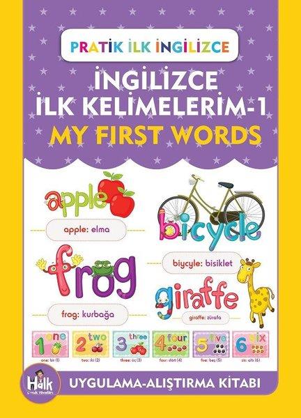 İngilizce İlk Kelimelerim 1 - My First Words - Pratik İngilizce.pdf