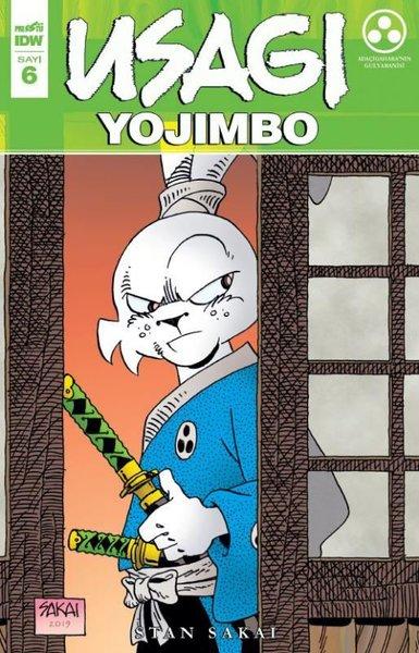 Usagi Yojimbo Sayı - 6.pdf