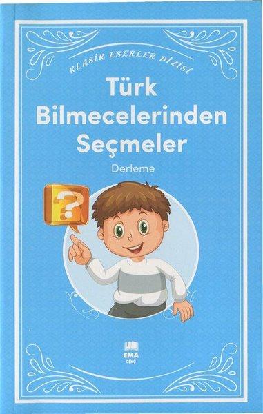 Türk Bilmecelerinden Seçmeler - Klasik Eserler Dizisi.pdf