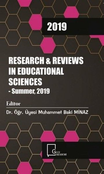 Research and Reviews In Educational Sciences - Summer 2019.pdf