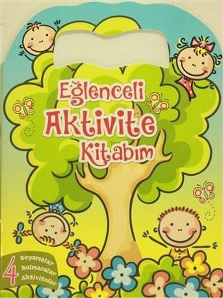 Eğlenceli Aktivite Kitabım 4 - Yeşil Kitap Boyama Kitabı.pdf