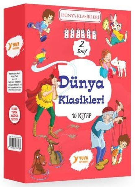 2. Sınıf Dünya Klasikleri Seti - 10 Kitap Takım.pdf