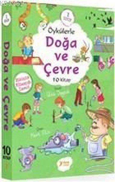1. Sınıf Öykülerle Doğa ve Çevre Serisi 10 Kitap Set.pdf