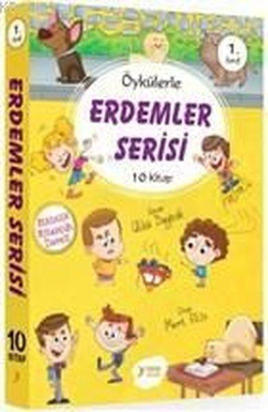 1. Sınıf Öykülerle Erdemler Seti - 10 Kitap Takım.pdf