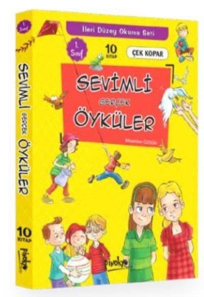 1. Sınıf Sevimli Gerçek Öyküler Seti 10 Kitap Takım.pdf