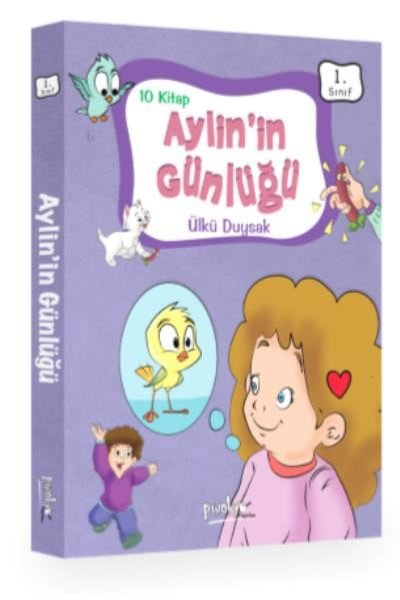 1. Sınıf Aylinin Günlüğü Seti 10 Kitap Takım.pdf