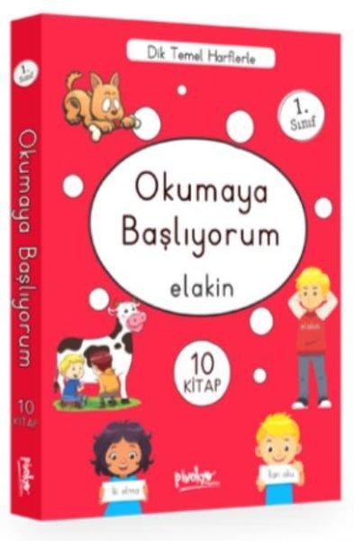 1. Sınıf Okumaya Başlıyorum Seti 10 Kitap Takım.pdf