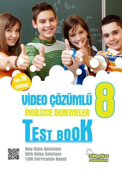 8. Sınıf Video Çözümlü İngilizce Denemeler Test Book.pdf