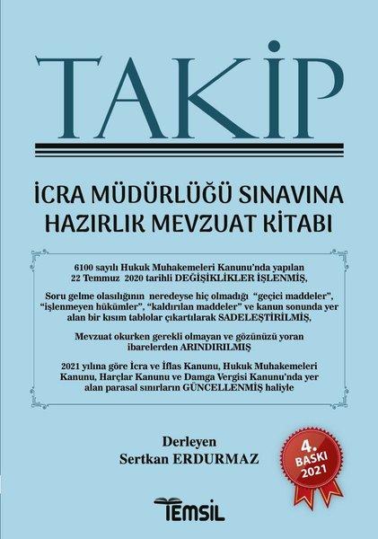 Takip İcra Müdürlüğü Sınavına Hazırlık Mevzuat Kitabı.pdf
