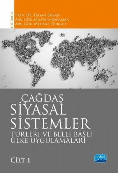 Çağdaş Siyasal Sistemler - Türleri ve Belli Başlı Ülke Uygulamaları Cilt 1.pdf