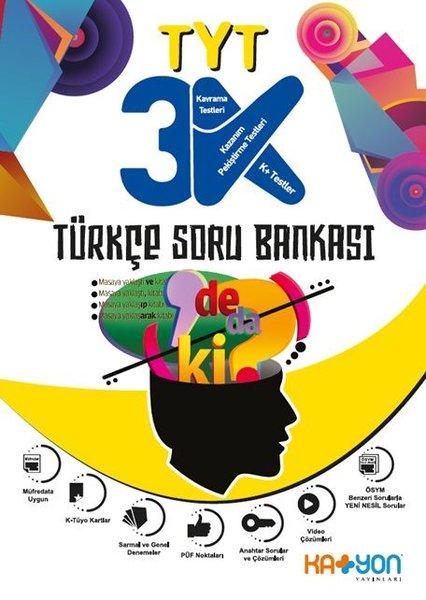 Katyon TYT 3K Türkçe Soru Bankası.pdf