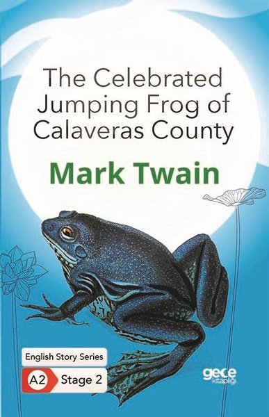 The Celebrated Jumping Frog of Calaveras County - English Story Series - A2 Stage 2.pdf
