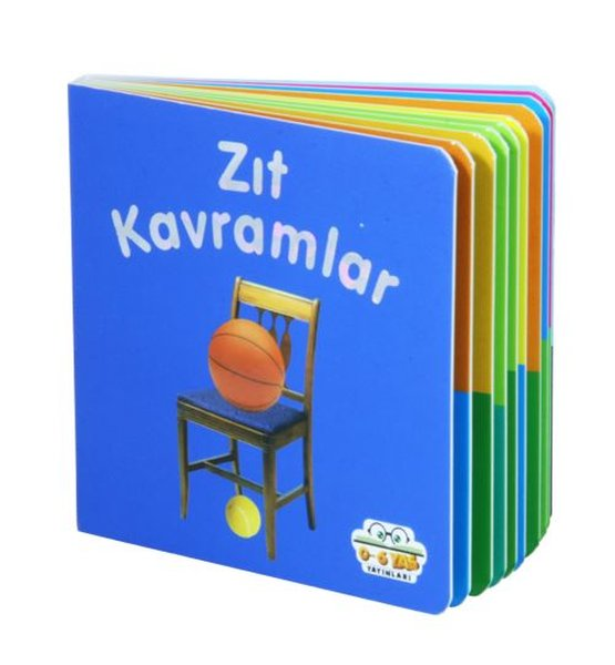Zıt Kavramlar - Mini Karton Kitaplar.pdf