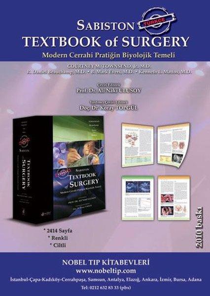 Sabiston - Textbook Of Surgery - Türkçe.pdf