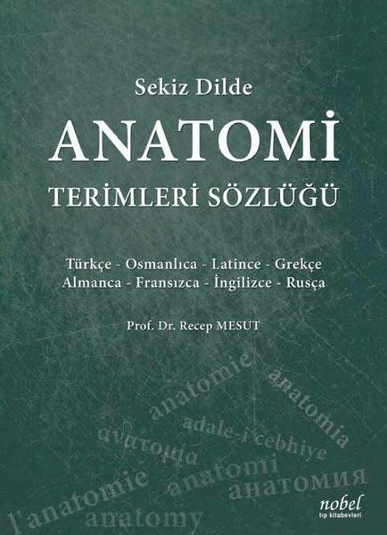 Sekiz Dilde Anatomi Terimleri Sözlüğü.pdf