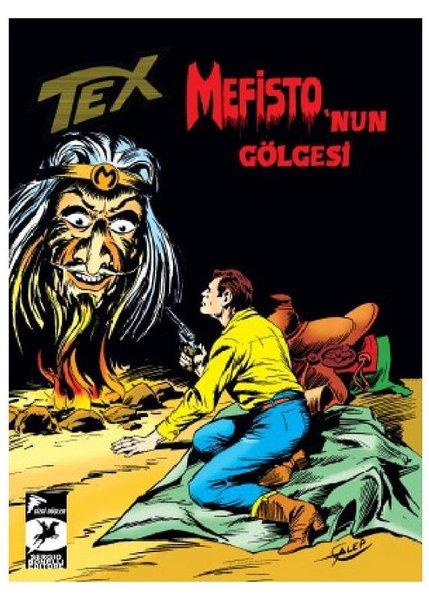 Tex Klasik Seri 49 - Mefistonun Gölgesi - Büyücü Kadın.pdf