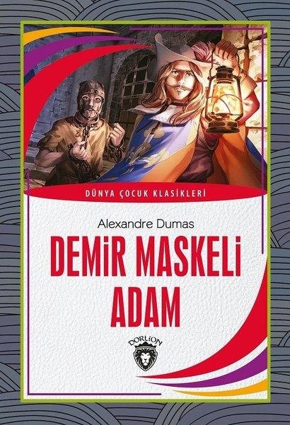 Demir Maskeli Adam - Dünya Çocuk Klasikleri.pdf