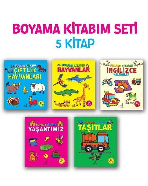 Boyama Kitabım Seti - 5 Kitap Takım.pdf
