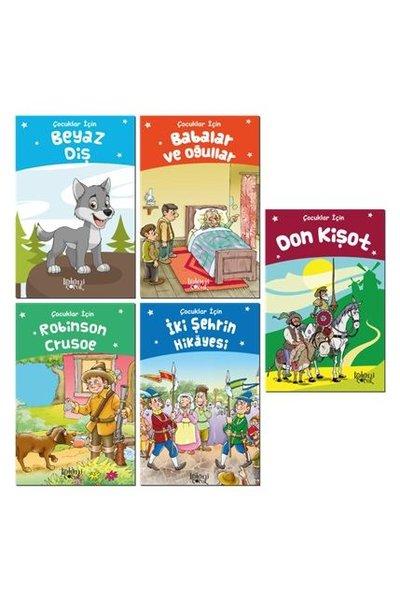 Çocuklar için Dünya Klasikleri Seti - 5 Kitap Takım.pdf