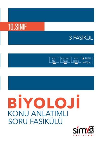10. Sınıf Biyoloji Konu Özetli Soru Fasikülü - 3 Adet.pdf